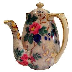 Crown Ducal Floral Chintz Tea Pot