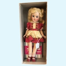 Toni Doll Mint in Box with accessories, gorgeous face