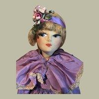 Boudoir Doll, Blossom, swivel neck, pretty face very nice