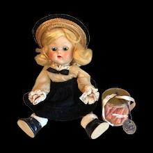 Hard Plastic Dolls