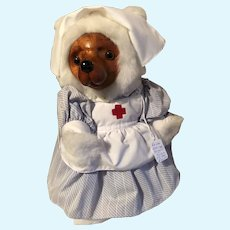 Raikes Nurse Bear MIB
