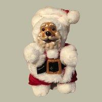Raikes Bear Santa MIB