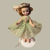 Betsy McCall Green Ballerina, Very Nice, no damage