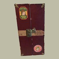Shirley Temple Trunk , 1930's all original, very nice