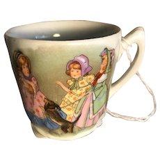 Dish Sets, Dolls: Antique Tea Cup