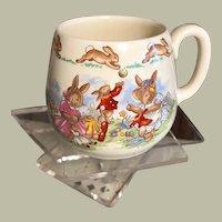 BunnyKins Mug Royal Doulton