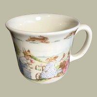 BunnyKins Cup Royal Doulton England