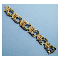 Taxco Sterling Bracelet