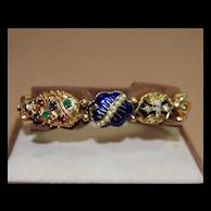 Slide Bracelet in 14K Gold