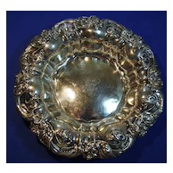 Art Nouveau Whiting Sterling Dish