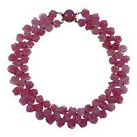 Rousselet Ruffle Necklace