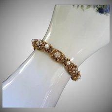Delicate Florenza Faux Pearl Bracelet ~ REDUCED!!!