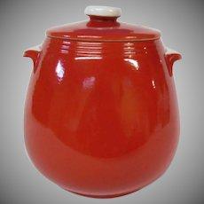 Hall Chinese Red Bean Pot, Pert Kitchenware