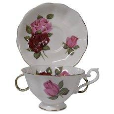 Final Markdown - Vintage Royal Albert Bone China Cup and Saucer