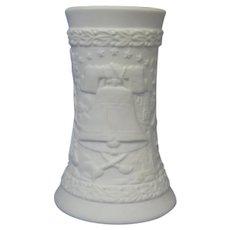 Fenton Bicentennial Vintage Milk Glass Stein