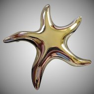 Vintage Vendome Free Form Starfish Pin Brooch ~ REDUCED ~ 1/2 OFF!