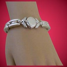 Vintage HAN Italy 925 Silver Bracelet
