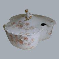 Antique Haviland Limoges China France Soup Tureen
