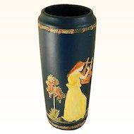Weller Tall Vase, 1920's
