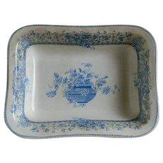 Antique Doulton Burslem Transfer Ware Bowl