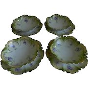 Set of 42 R S Prussia China Bowls and Plates