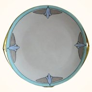 Arts and Crafts Austrian Cake Plate