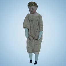 German Dollhouse Young Child