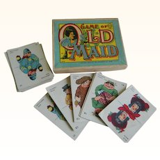 Early 1900's Old Maid Cards