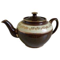 Vintage Sadler, Staffordshire, England Teapot