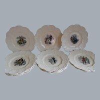 Set of 11, Charles Dickens, Coalport Kings Ware Antique Plates