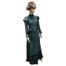 Early 1900's Jacket and Skirt