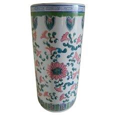 Vintage Ceramic Umbrella Stand