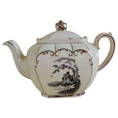 1930's Sadler, England Cube Teapot