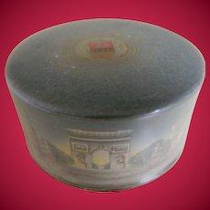 1930's Air Spun Coty New York Paris Rachel Nacre Face Powder Box