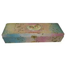Victorian Glove Box