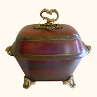 1830's Antique French Coal Hod