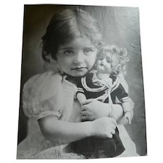 Victorian and Edwardian Era Scrapbook With Dates 1886--1907 With Rare Fairy Soap Child Advertising