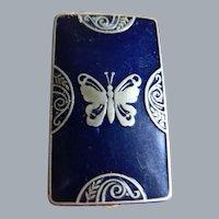 Art Deco Lucretia Vanderbilt Triple Vanity Compact
