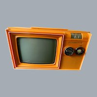Packard Bell Vintage Portable Television 1970's
