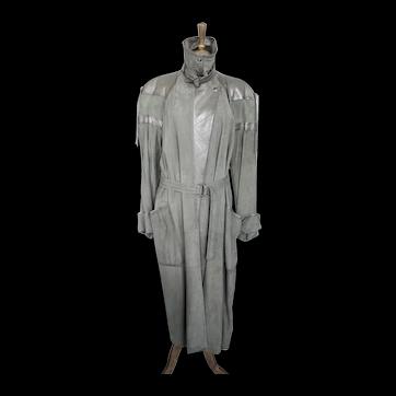 Claude Montana 1980's Coat RARE