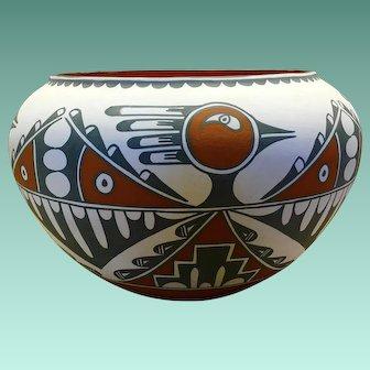 Jemez/San Felipe Pot by Mary Small