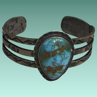 Gem Royston Turquoise Bracelet