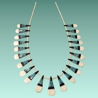 Vintage Santo Domingo Style Necklace