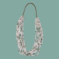 Ten Strand Necklace by Nestoria Coriz