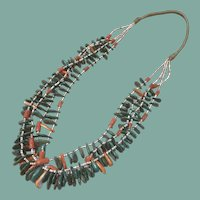 Necklace by Lupe Pena