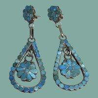 1940's Zuni Style Earrings
