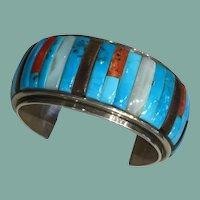 Amazing Multicolor Southwestern Style Bracelet