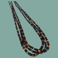 Ken Aguilar Heishi Necklace