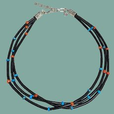 Pueblo Made Heishee Necklace