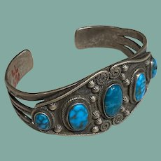 1940's Pawn Bracelet